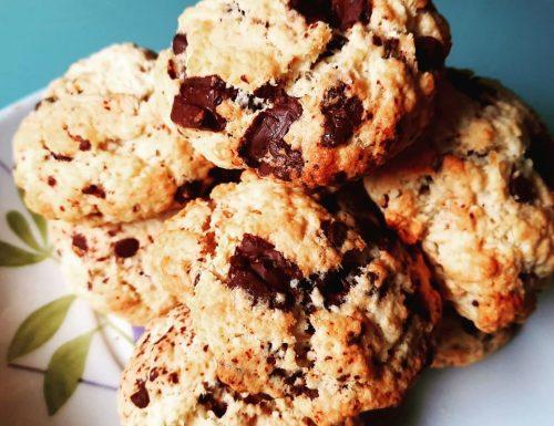 Biscottoni morbidi al cioccolato